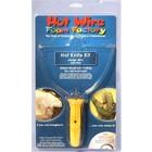 Hot Wire Foam Factory . HWR Hot Knife W/Power Supply