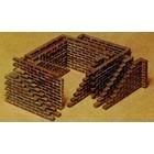 Tamiya America Inc. . TAM 1/35 Brick Wall Set