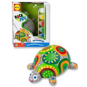 Alex Toys . ALX TURTLE ROCK PETS