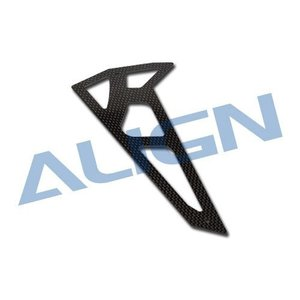 Align RC . AGN (DISC) - CARBON VERTICAL STAB 1.6MM