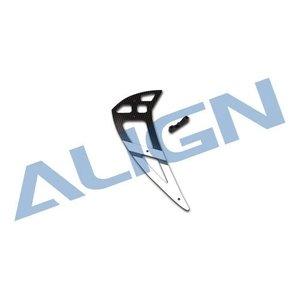 Align RC . AGN (DISC) - CARBON VERTICAL STAB WHT