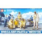 Team Magic . TMA WWII USN PILOTS W/TUG