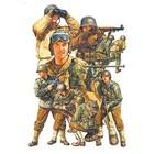 Tamiya America Inc. . TAM 1/48 WW2 US ARMY INFANTRY GI S