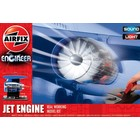Airfix . ARX JET ENGINE WORKING MODEL