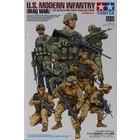 Tamiya America Inc. . TAM 1/35 US MDRN INF IRAQ WR