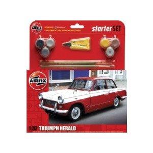 Airfix . ARX Triumph Harald Starter St