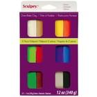 Sculpey/Polyform . SCU CLASSIC SCULPY III MULTIPCK