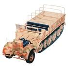 Tamiya America Inc. . TAM 1/35 GERMAN FAMO 18T HALF-TRUC
