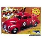 MPC . MPC 1/25 '40 FORD FIRE CHIEF SNAP