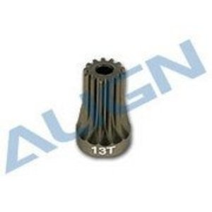 Align RC . AGN (DISC) - 500 MOTOR PINION GEAR 13T