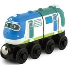 Tomy . TMY WOOD HOOT & TOOT  ENGINE