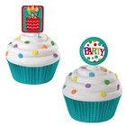 """Wilton Products . WIL Fun Pix - """"Party"""""""