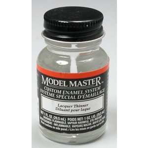 Mm Lacquer Thinner 1OZ
