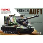 Meng . MEG FRENCH AUF1 155mm SELF-PROPELL