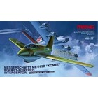 Meng . MEG 1/32 Messerschmitt Me163B 'Komet' Rocket Powered Interceptor