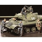 Tamiya America Inc. . TAM 1/35 RUSSIAN ARMY TANK CREW