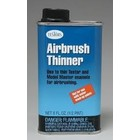 Testors Corp. . TES Airbrush Thinner1/2 Pint