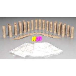 Estes Rockets . EST Blast Off Flight Pack (24) - Bulk Pack Assortment