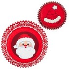 Wilton Products . WIL SECRET SANTA BAKING CUPS