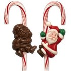 Wilton Products . WIL SANTA CLAUS CANDY CANE MOLD