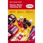Testors Corp. . TES Paint Finishing Kit Acrylic