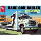 AMT\ERTL\Racing Champions.AMT FORD LN 8000 RACE CAR HAULER
