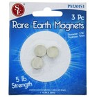 Sona Enterprises . SON 3PC 5LB RARE EARTH MAGNET