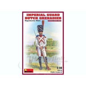Miniart . MNA 1/16 Imperial Dutch Grendier