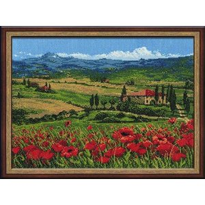 UAB RIOLIS . RIO Tuscany - Cross Stitch