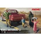 Meng . MEG 1/35 MIDDLE EASTERNERS