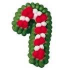 Wilton Products . WIL ICING DECS CANDY CANE