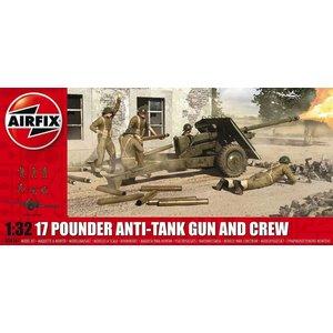 Airfix . ARX 1/32 17 PDR ANTI-TANK/GUN