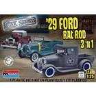 Monogram . MON 1/25 '29 Ford Rat Rod