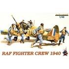 Eduardo Model Acc. . EDU 1/48 ROYAL AIR FORCE FIGHTER
