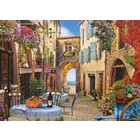 Cobble Hill . CBH French Village 1000Pc Puzzle