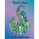 Earthart Coloring Books . EAC BIRDS CRITTERS COLR BOOK