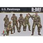 Italeri . ITA 1/35 US Paratroops WWII