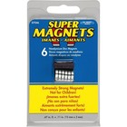 "Magnet Source (the) . MGU MAGNET .472"""" X .118 """" SILVER"