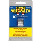 "Magnet Source (the) . MGU MAGNET .315 """" X .118 """"  SILVER"
