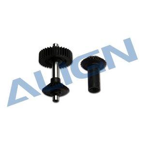 Align RC . AGN (DISC) - 500 TORQUE TUBE FRONT Pro / L