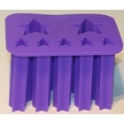 Life of the Party . LFP Star Shape - Silcolne Mold