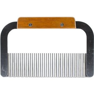 """Life of the Party . LFP (DISC)-""""Wavy"""" Soap Loaf Cutter"""