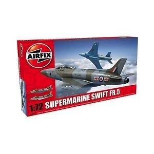 Airfix . ARX 1/72 SUPERMARINE SWIFT F.R.