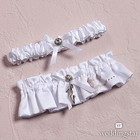 Wedding Star . WST FAIRY TALE DRMS GARTER SET