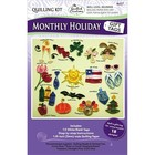 Quilled Creations . QUI Monthly Holiday Tags Quilling Kit