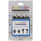 IMPressArt . IAD ImpressArt - Hand & Foot Prints 9.5mm