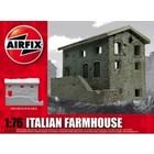 Airfix . ARX (DISC) - 1/76 ITALIAN FARMHOUSE