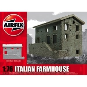 Airfix . ARX 1/76 ITALIAN FARMHOUSE