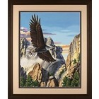Dimensions . DMS Soaring Eagle 16 x 20 Paint By Number