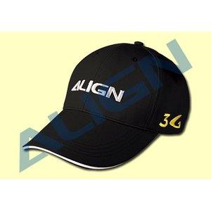 Align RC . AGN (DISC) - 3GX FLYING CAP/BLACK